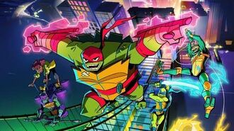 Rise of the Teenage Mutant Ninja Turtles Opening Credits