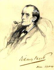 SH Holmes Sidney Paget