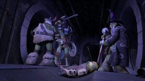 """Teenage Mutant Ninja Turtles """"Mazes & Mutants"""" Clip-0"""