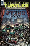 TMNT -65 Subscription Cover by Kevin Eastman