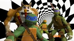 Dogpound, Leo, Mikey and Donnie