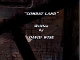 Combat Land