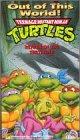 TMNT Return of the Turtleoid VHS
