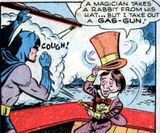 DC Mad Hatter early