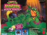 Mutatin' Donatello (1992 action figure)