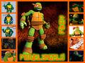Michelangelo collage