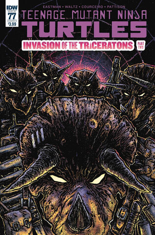 File:TMNT -77 Subscription Cover by Kevin Eastman.jpg