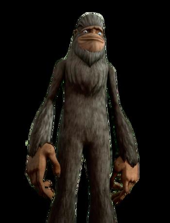 Bigfoot 00215