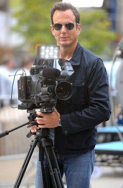 Will Arnett as Vernon Fenwick