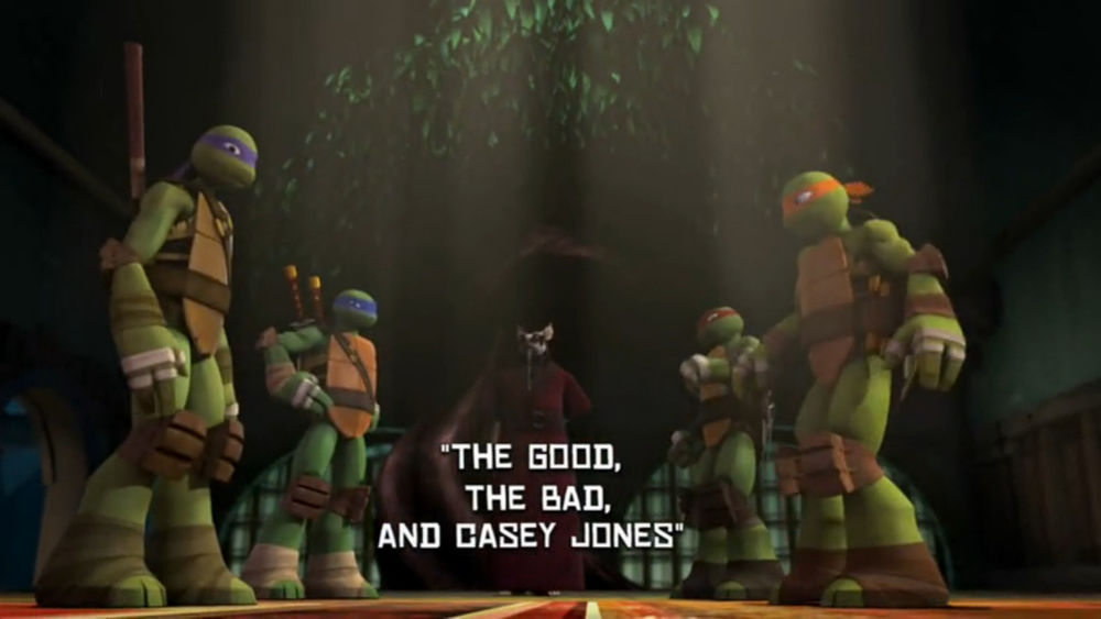 The Good, The Bad, and Casey Jones | TMNTPedia | FANDOM powered by Wikia
