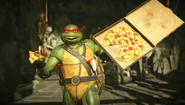 Injustice 2 trailer - raph throwing