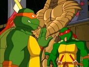 Mikey and Raph 1