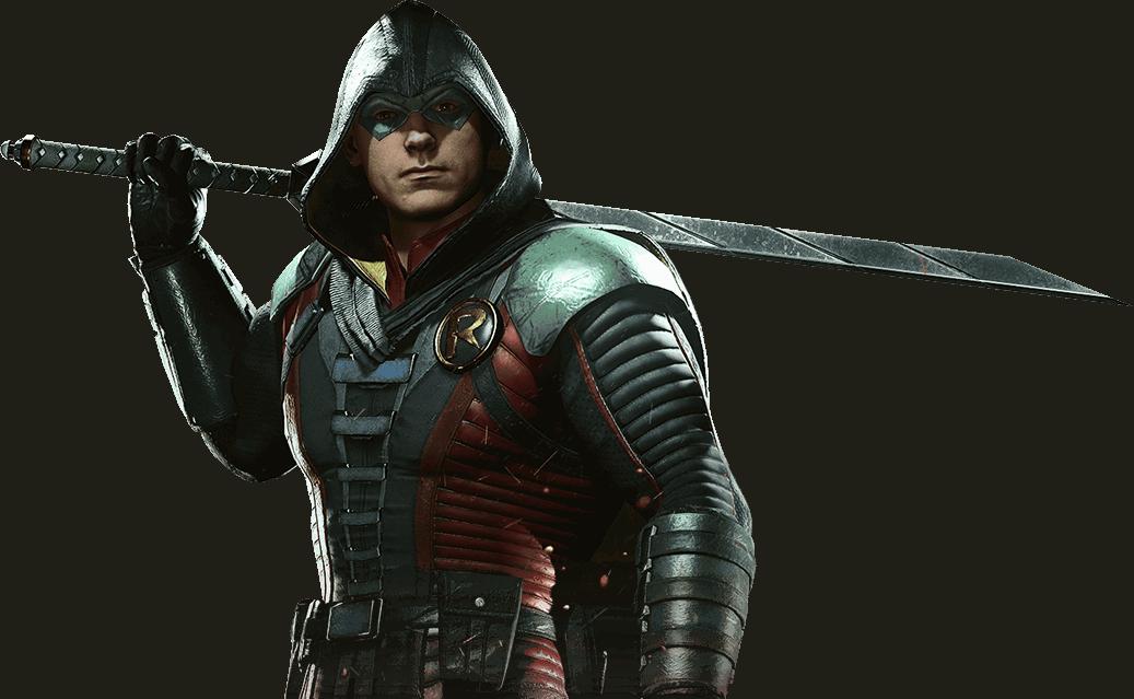 Damian Wayne (Injustice) | TMNTPedia | FANDOM powered by Wikia