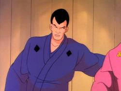 TMNT 1987 - Oroku Saki