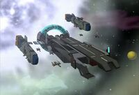 TMNT Federation Fleet