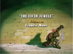 The Fifth Turtle Title Card
