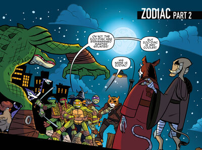 Zodiac - Part 2