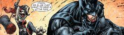 BatmanTMNT Harley Quinn