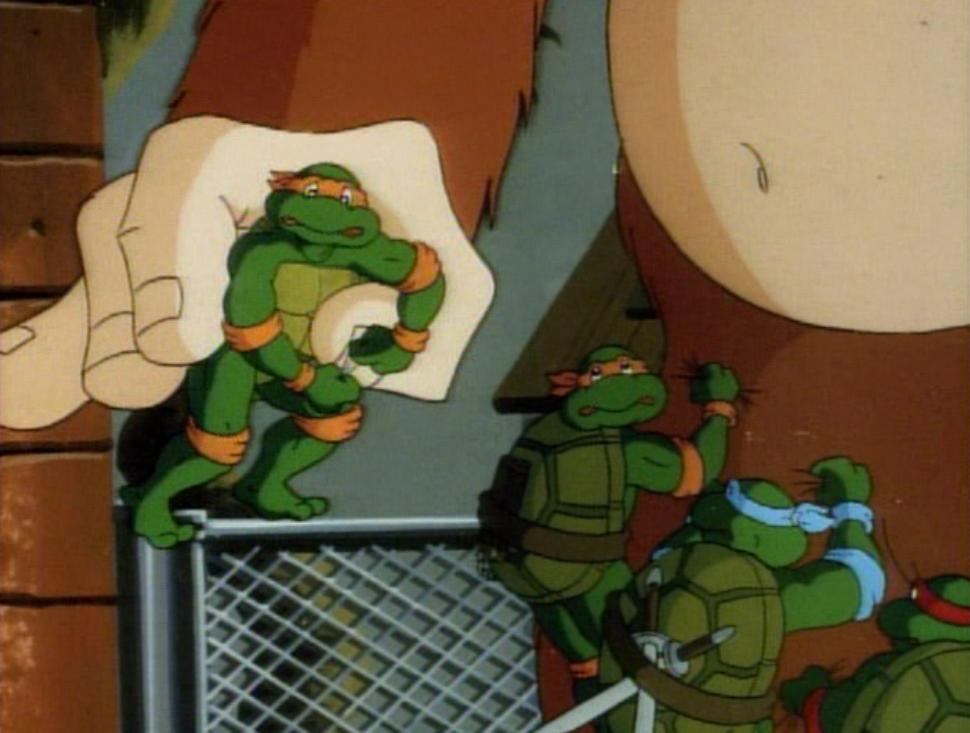 Turtles Of The Jungle Tmntpedia Fandom Powered By Wikia