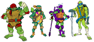 The Turtles 50