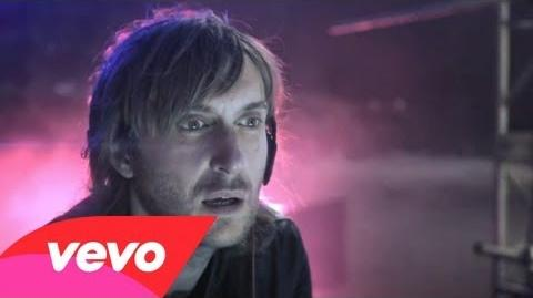 David Guetta - Little Bad Girl ft. Taio Cruz, Ludacris