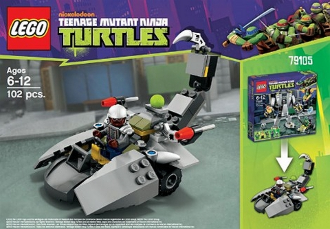 Image 79105 lego teenage mutant ninja turtles alternate for Lago tartarughe