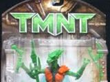 Alien Hunter Buzzrok (2007 action figure)