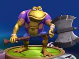 Genghis Frog (1987 video games)