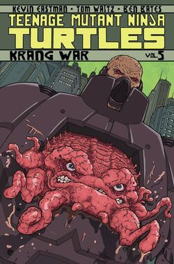 TMNT Krang War TPB