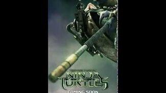TMNT Movie - Donatello Motion Poster