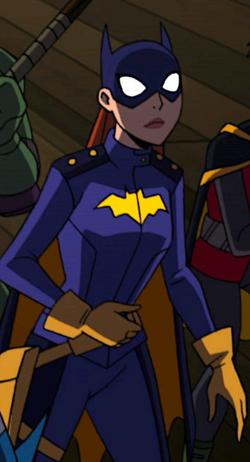 Batgirl batman