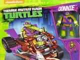 Donnie Pizza Buggy (2016 Mega Bloks set)