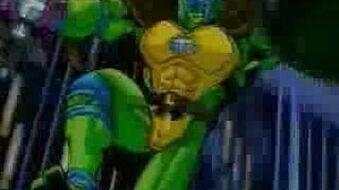 Mutant Turtles Intro