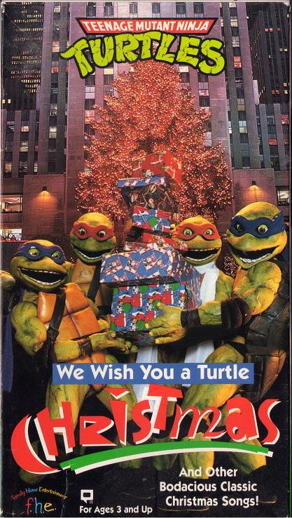 We Wish You a Turtle Christmas | TMNTPedia | FANDOM powered by Wikia