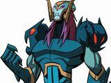 Baron Draxum (Rise of the TMNT)