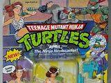 April, the Ninja Newscaster (1992 action figure)