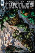 Teenage Mutant Ninja Turtles Universe issue 18 (IDW) Cover A