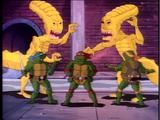 Teenage Mutant Ninja Turtles (1987 TV series)/Easter eggs