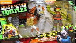 Warriorhorse mike
