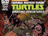Teenage Mutant Ninja Turtles: Amazing Adventures issue 4