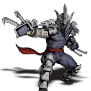 Shredder idwgame