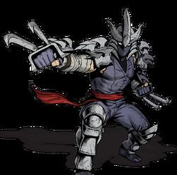 Shredder idwgame