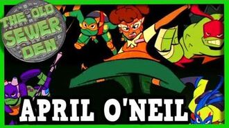 April O'Neil, What We Know...So Far - Rise Of The Teenage Mutant Ninja Turtles