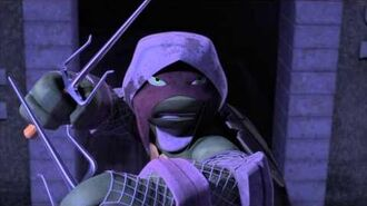 SDCC TMNT Clip Dinosaurs Seen in Sewers!