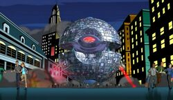 TF Technodrome