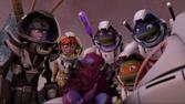 15 – Tortues Ninja Turtles TMNT 413 – Chompy