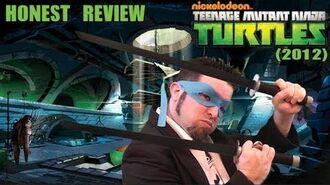Honest Review Teenage Mutant Ninja Turtles (2012)