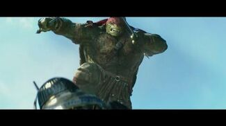 "TMNT Movie - ""Turtle Power"" Featurette 1 HD"