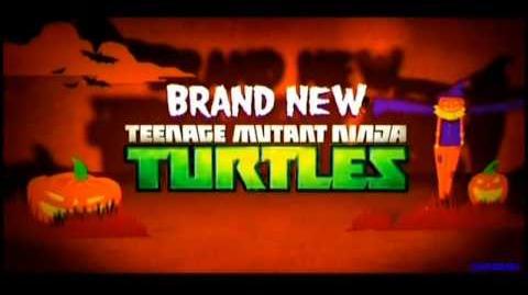 "NEW* TMNT ""Invasion of the Squirrelanoids"" - Official Promo"