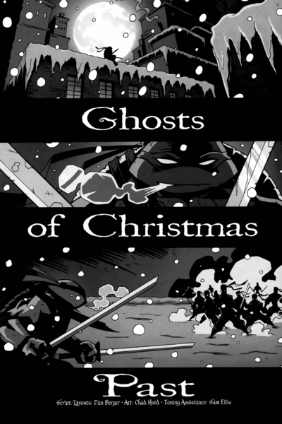 Ghosts of Christmas Past